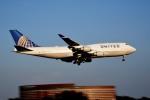 tsubasa0624さんが、成田国際空港で撮影したユナイテッド航空 747-422の航空フォト(飛行機 写真・画像)