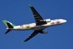 tsubasa0624さんが、成田国際空港で撮影したエバー航空 A330-203の航空フォト(写真)