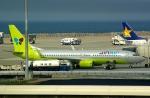 rjnsphotoclub-No.07さんが、那覇空港で撮影したジンエアー 737-8Q8の航空フォト(飛行機 写真・画像)