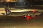 アイスコーヒーさんが、羽田空港で撮影したカタール航空 787-8 Dreamlinerの航空フォト(飛行機 写真・画像)