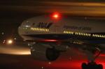 アイスコーヒーさんが、羽田空港で撮影した全日空 777-281/ERの航空フォト(写真)
