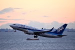 tsubasa0624さんが、羽田空港で撮影した全日空 737-781の航空フォト(飛行機 写真・画像)