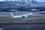 tsubasa0624さんが、羽田空港で撮影したJALエクスプレス 737-846の航空フォト(飛行機 写真・画像)