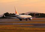 広島空港 - Hiroshima Airport [HIJ/RJOA]で撮影されたJALエクスプレス - JAL Express [JC/JEX]の航空機写真