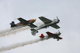 tsubameさんが、岩国空港で撮影したAir Bandits Yak-50の航空フォト(飛行機 写真・画像)