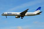 ロンドン・ヒースロー空港 - London Heathrow Airport [LHR/EGLL]で撮影されたBMI - BMI [BD/BMA]の航空機写真