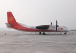 coolinsjpさんが、西安咸陽国際空港で撮影した幸福航空 MA60の航空フォト(写真)