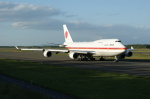 北の熊さんが、新千歳空港で撮影した航空自衛隊 747-47Cの航空フォト(写真)