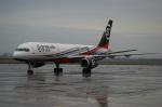 北の熊さんが、新千歳空港で撮影したアヴィエーション・キャピタル・グループ 757-21B(PCF)の航空フォト(飛行機 写真・画像)