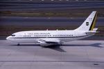 CASH FLOWさんが、中部国際空港で撮影したブラジル空軍 VC-96 (737-2N3/Adv)の航空フォト(写真)