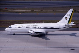 CASH FLOWさんが、中部国際空港で撮影したブラジル空軍 VC-96 (737-2N3/Adv)の航空フォト(飛行機 写真・画像)