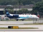 U.Tamadaさんが、フォートローダーデール・ハリウッド国際空港で撮影したIBCエアウェイズ ERJ-145EPの航空フォト(写真)