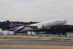 ANA744Foreverさんが、成田国際空港で撮影したタイ国際航空 777-3AL/ERの航空フォト(写真)