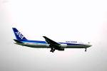 リョウさんが、成田国際空港で撮影した全日空 767-381F/ERの航空フォト(写真)
