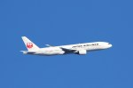 Soaringerさんが、新千歳空港で撮影した日本航空 777-246の航空フォト(写真)