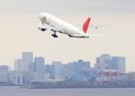 ふじいあきらさんが、羽田空港で撮影した日本航空 777-246の航空フォト(飛行機 写真・画像)