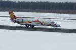 北の熊さんが、新千歳空港で撮影したWells Fargo Bank Northwest  EMB-135BJ Legacyの航空フォト(写真)