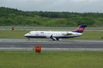 北の熊さんが、新千歳空港で撮影したアイベックスエアラインズ CL-600-2B19 Regional Jet CRJ-200ERの航空フォト(写真)