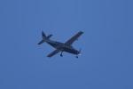 tsubasa0624さんが、立川飛行場で撮影した共立航空撮影 208B Grand Caravanの航空フォト(飛行機 写真・画像)