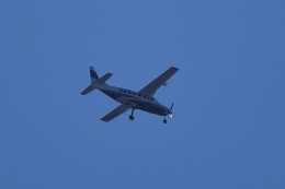tsubasa0624さんが、立川飛行場で撮影した共立航空撮影 208B Grand Caravanの航空フォト(写真)