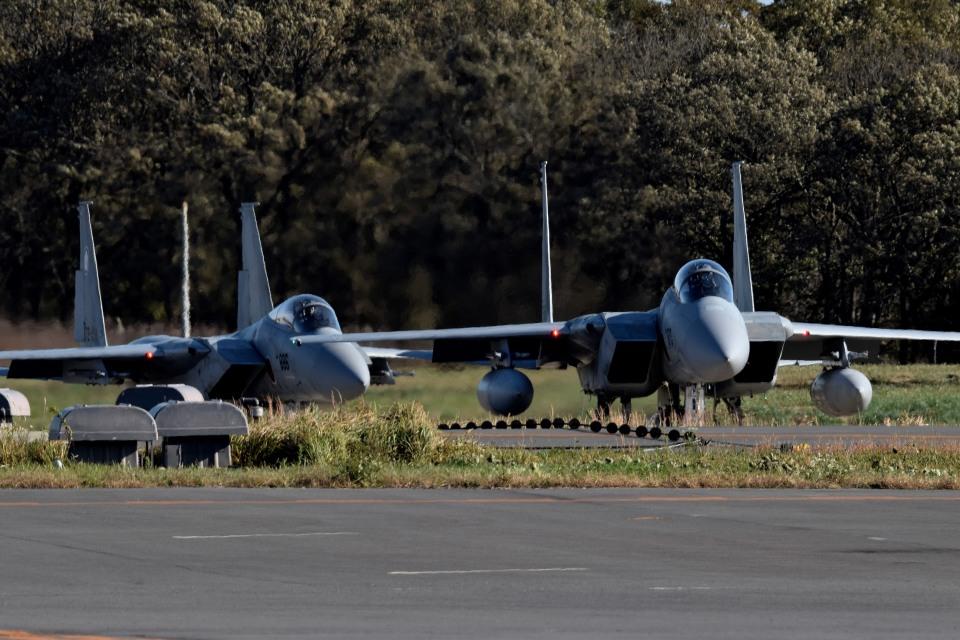 tsubasa0624さんの航空自衛隊 Mitsubishi F-15J Eagle (62-8870) 航空フォト