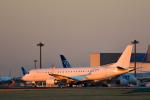 パンダさんが、成田国際空港で撮影したアメリカ個人所有 ERJ-190-100 ECJ (Lineage 1000)の航空フォト(飛行機 写真・画像)