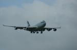北の熊さんが、新千歳空港で撮影したキャセイパシフィック航空 747-467の航空フォト(飛行機 写真・画像)