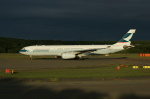 北の熊さんが、新千歳空港で撮影したキャセイパシフィック航空 A330-342の航空フォト(飛行機 写真・画像)