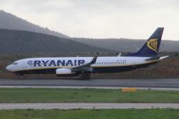 ちゅういちさんが、エレフテリオス・ヴェニゼロス国際空港で撮影したライアンエア 737-8ASの航空フォト(飛行機 写真・画像)