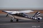 wing_oitさんが、大分空港で撮影した日本個人所有 8KCAB Super Decathlonの航空フォト(写真)