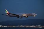 RAOUさんが、関西国際空港で撮影したエミレーツ航空 777-31H/ERの航空フォト(写真)