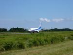 スーパードルフィンさんが、五島福江空港で撮影した全日空 737-781の航空フォト(写真)