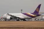 アイスコーヒーさんが、成田国際空港で撮影したタイ国際航空 787-8 Dreamlinerの航空フォト(飛行機 写真・画像)