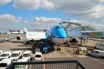 Koenig117さんが、アムステルダム・スキポール国際空港で撮影したKLMオランダ航空 747-406の航空フォト(写真)