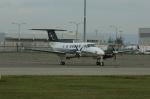 北の熊さんが、新千歳空港で撮影したAvia Mobil GmbH 200 Super King Airの航空フォト(飛行機 写真・画像)