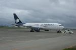 北の熊さんが、新千歳空港で撮影したアエロメヒコ航空の航空フォト(飛行機 写真・画像)