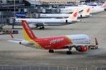 T.Sazenさんが、関西国際空港で撮影したベトジェットエア A320-214の航空フォト(写真)