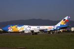 WING_ACEさんが、伊丹空港で撮影した全日空 747-481(D)の航空フォト(飛行機 写真・画像)