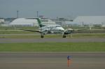 北の熊さんが、新千歳空港で撮影したタイ農業航空局 35 Bonanzaの航空フォト(飛行機 写真・画像)