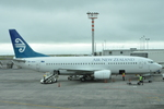 snow_shinさんが、オークランド空港で撮影したニュージーランド航空 737-3U3の航空フォト(写真)