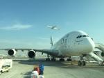 maixxさんが、ドバイ国際空港で撮影したエミレーツ航空 A380-861の航空フォト(写真)