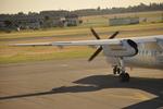 snow_shinさんが、クライストチャーチ国際空港で撮影したエア・ネルソン DHC-8-311Q Dash 8の航空フォト(飛行機 写真・画像)