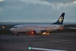 snow_shinさんが、オークランド空港で撮影したニュージーランド航空 737-3K2の航空フォト(写真)
