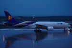 新潟空港 - Niigata Airport [KIJ/RJSN]で撮影されたタイ国際航空 - Thai Airways International [TG/THA]の航空機写真