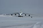 北の熊さんが、新千歳空港で撮影したヴォルガ・ドニエプル航空 An-124-100 Ruslanの航空フォト(写真)