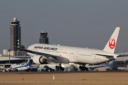 アイスコーヒーさんが、成田国際空港で撮影した日本航空 777-346/ERの航空フォト(写真)