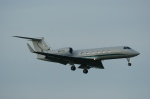 北の熊さんが、新千歳空港で撮影したBay Asset Leasing LLC G-IV-X Gulfstream G450の航空フォト(写真)