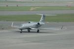 北の熊さんが、新千歳空港で撮影したEJJ Aviation LLC G-IVの航空フォト(写真)