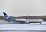 Cygnus00さんが、新千歳空港で撮影したアジア・アトランティック・エアラインズ 767-383/ERの航空フォト(写真)