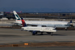 T.Sazenさんが、関西国際空港で撮影したデルタ航空 757-251の航空フォト(飛行機 写真・画像)